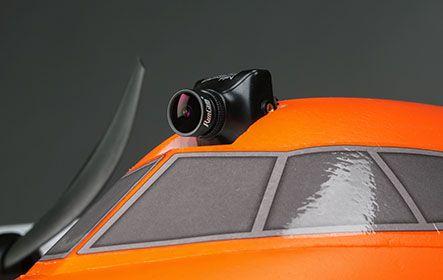 HD and FPV Camera Options