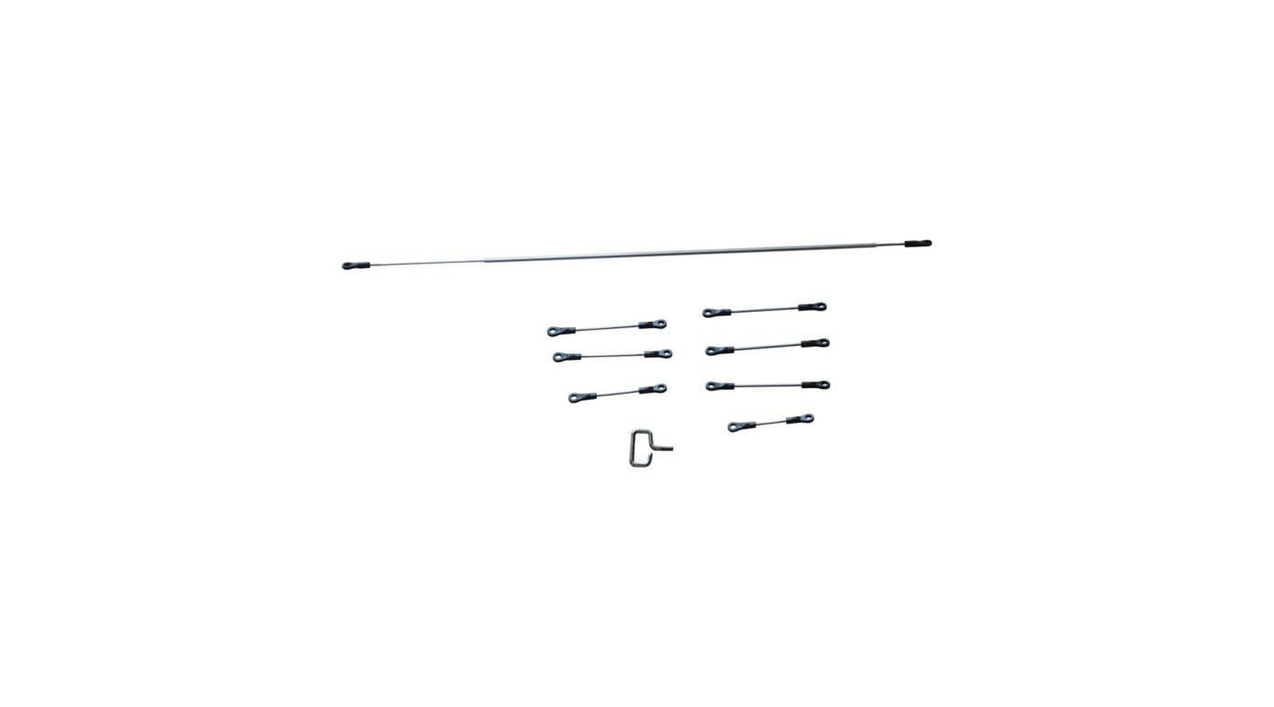 Image for Pushrod Set: EC-1500 from HorizonHobby