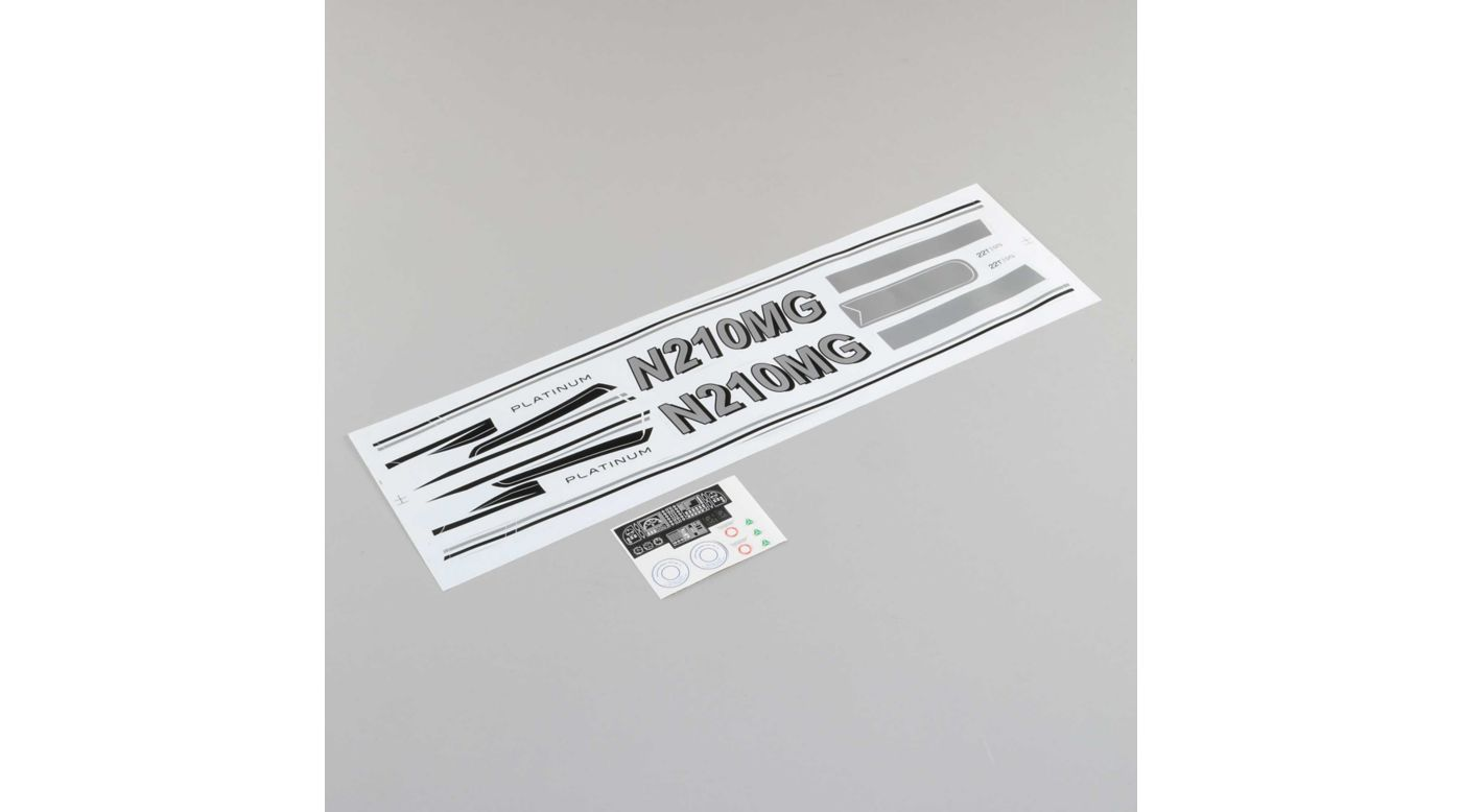 Image for Decal Set: SR-22T from HorizonHobby