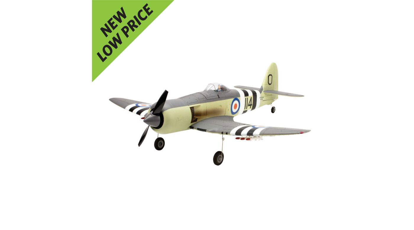 Image for Hawker Sea Fury 480 ARF from HorizonHobby