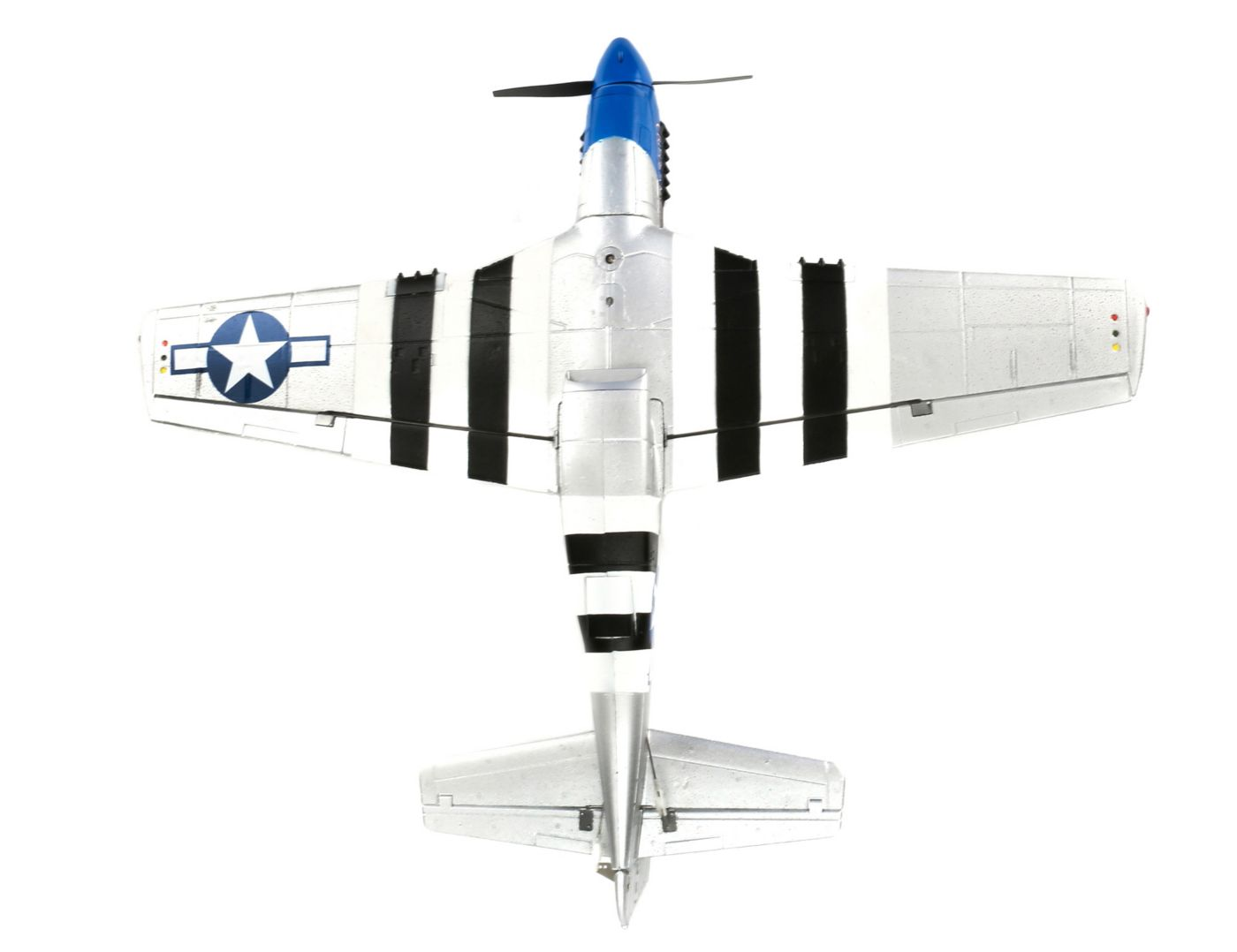 E-flite P-51D Mustang Airplane 280 BNF Basic