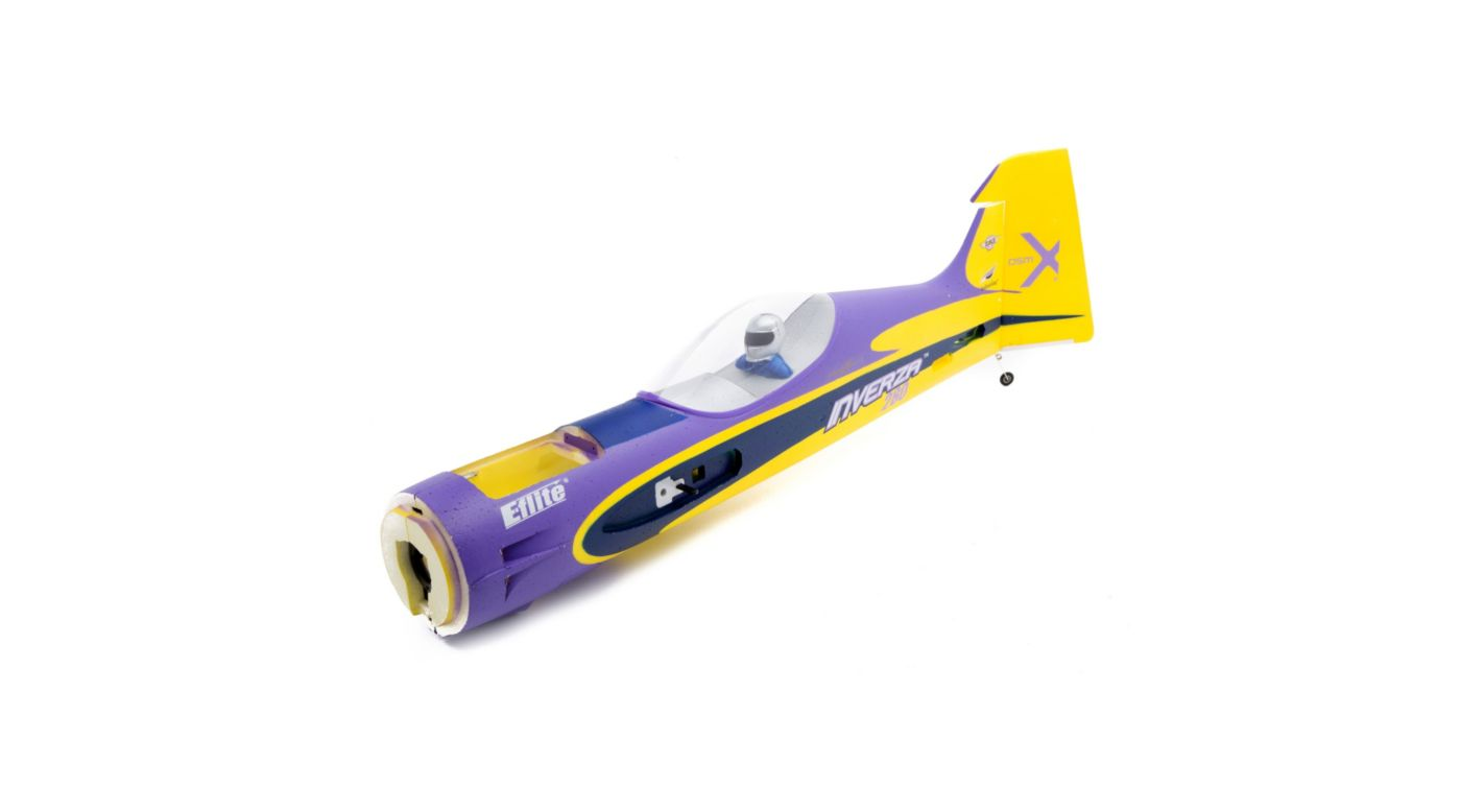 Image for Fuselage with Rudder and Tail Wheel: Inverza 280 BNF Basic from HorizonHobby