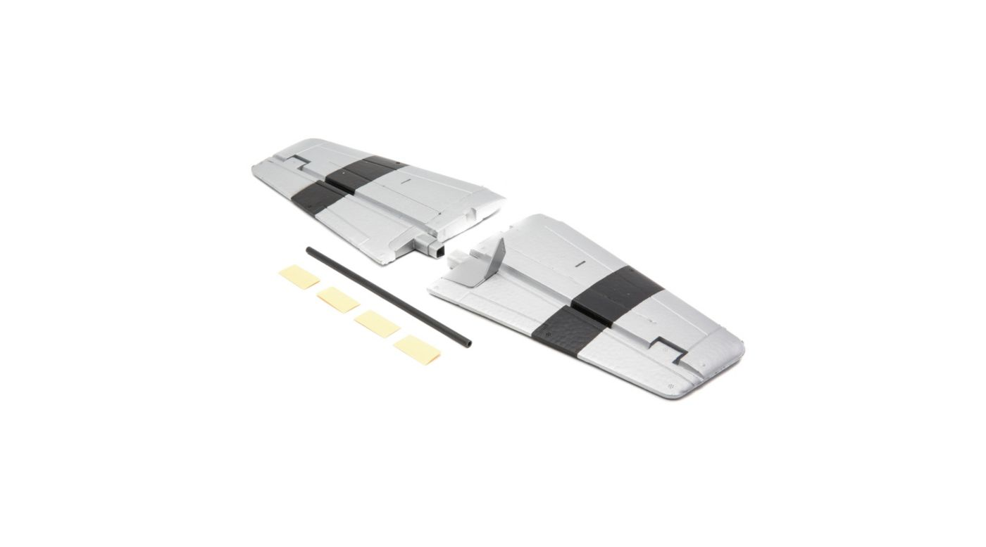 Image for Horizontal Stabilizer: P-51D from HorizonHobby