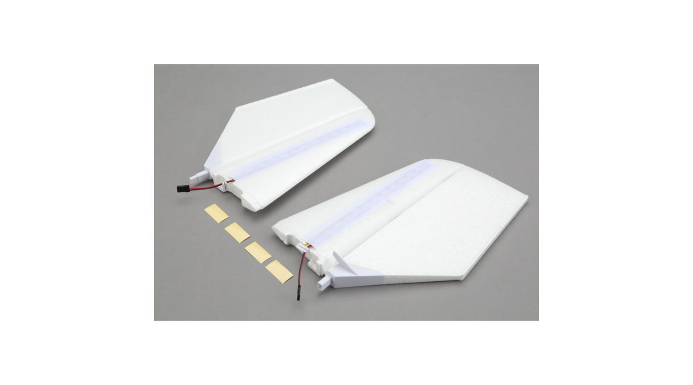 Image for Horizontal Tail with LEDs: NIGHT VisionAire from HorizonHobby