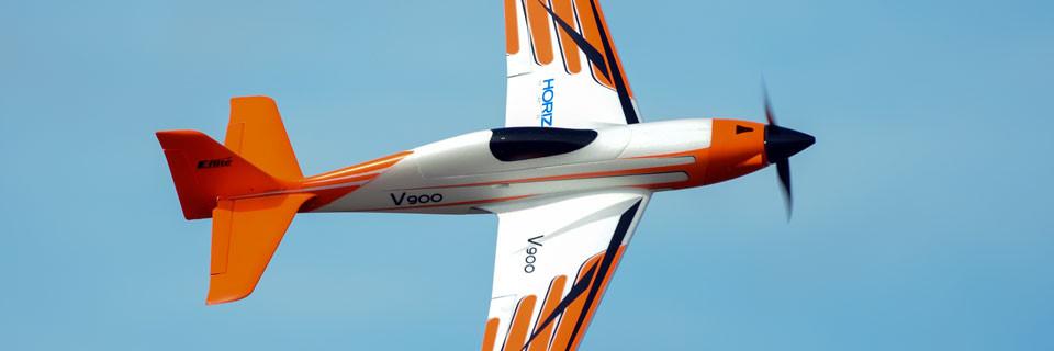 E-flite V900 PNP RC Airplane