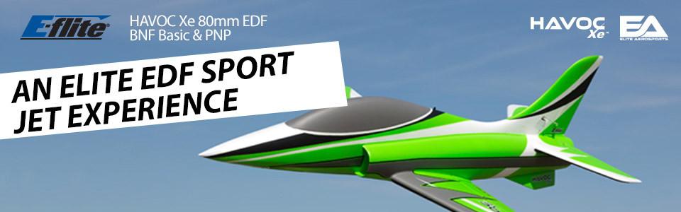 HAVOC Xe 80mm EDF