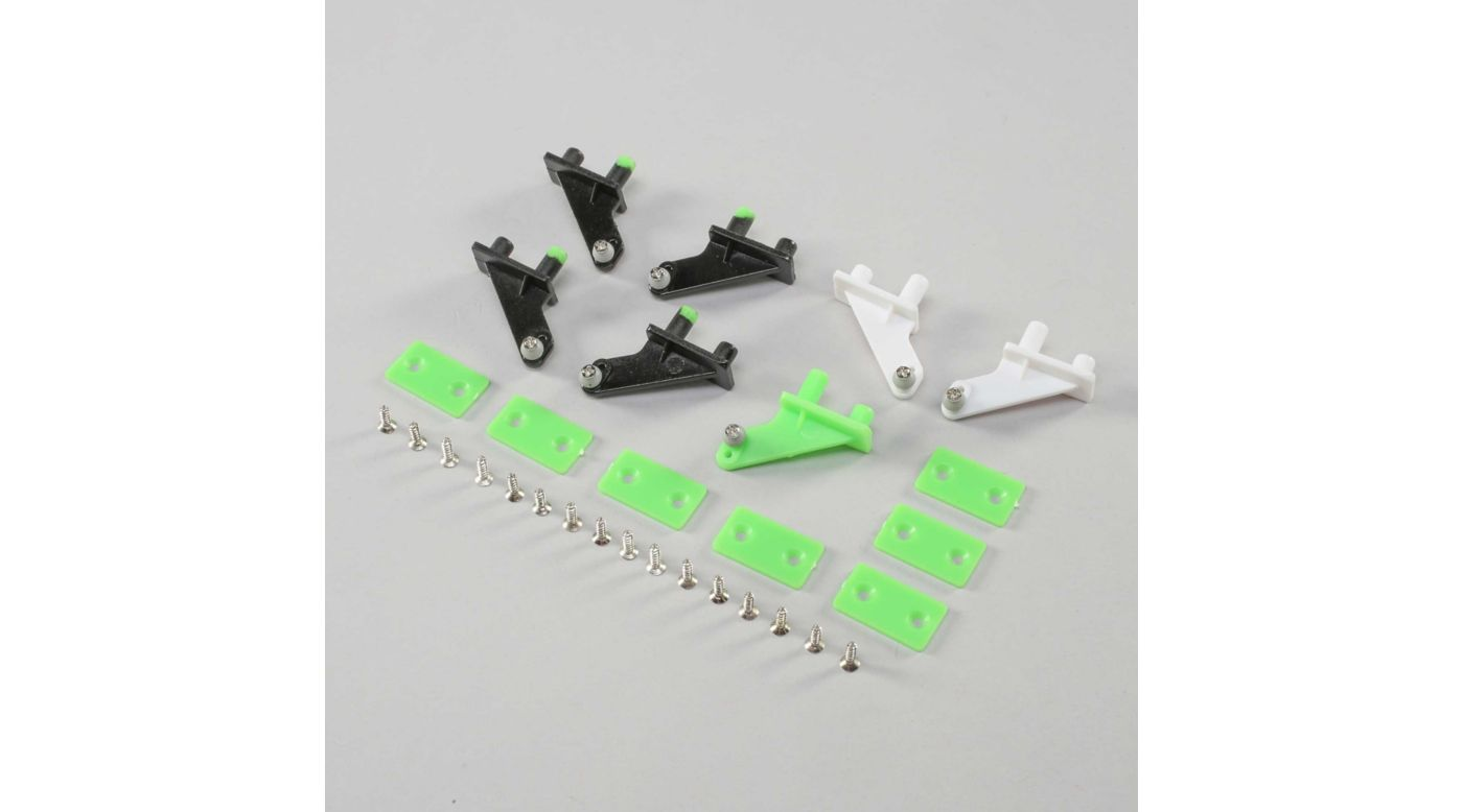 Image for Control Horn Set: HAVOC 80mm Sport EDF from HorizonHobby