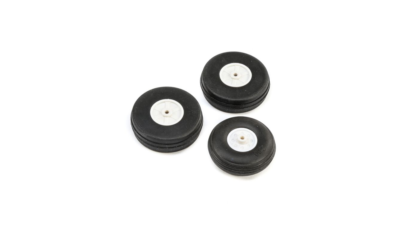 Image for Wheel Set: Viper 70mm from HorizonHobby