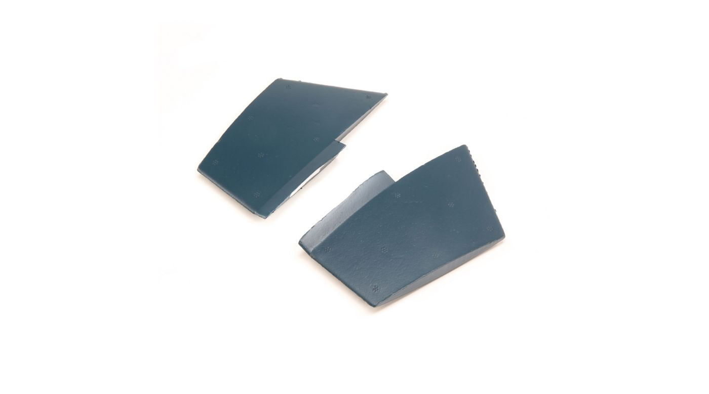 Image for Ventral Fin Set: F-16 70mm EDF from HorizonHobby