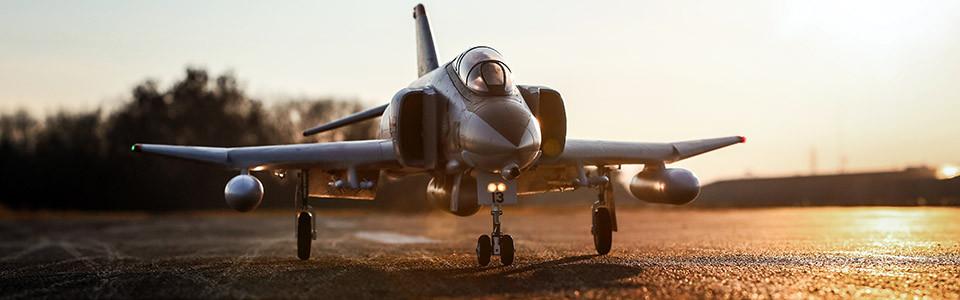 E-flite<sup>®</sup> F-4 Phantom II 80mm EDF