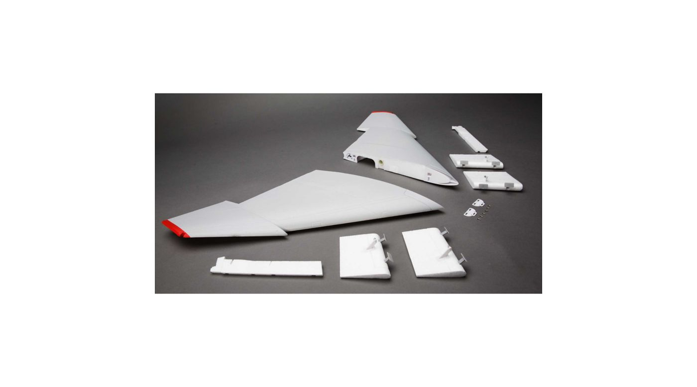 Image for Wing Set: F-4 Phantom II 80mm EDF from HorizonHobby