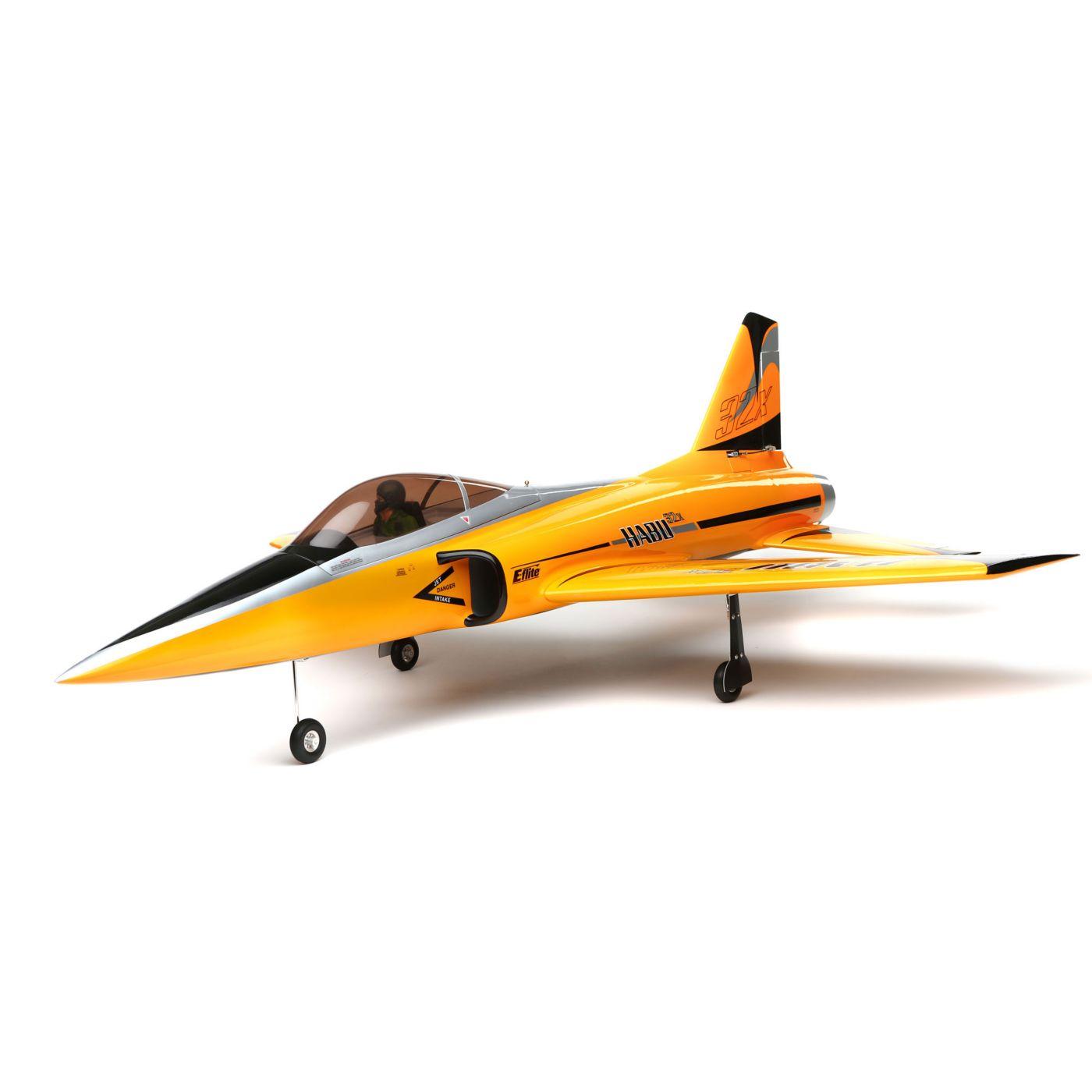 E-flite Habu 32x ARF Ducted Fan RC Sport Jet | Horizon Hobby
