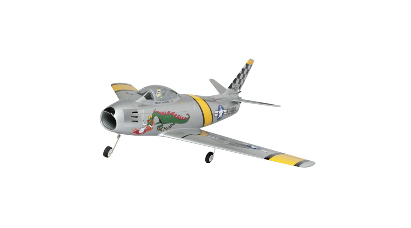Image for F-86 Sabre 15 DF ARF from HorizonHobby