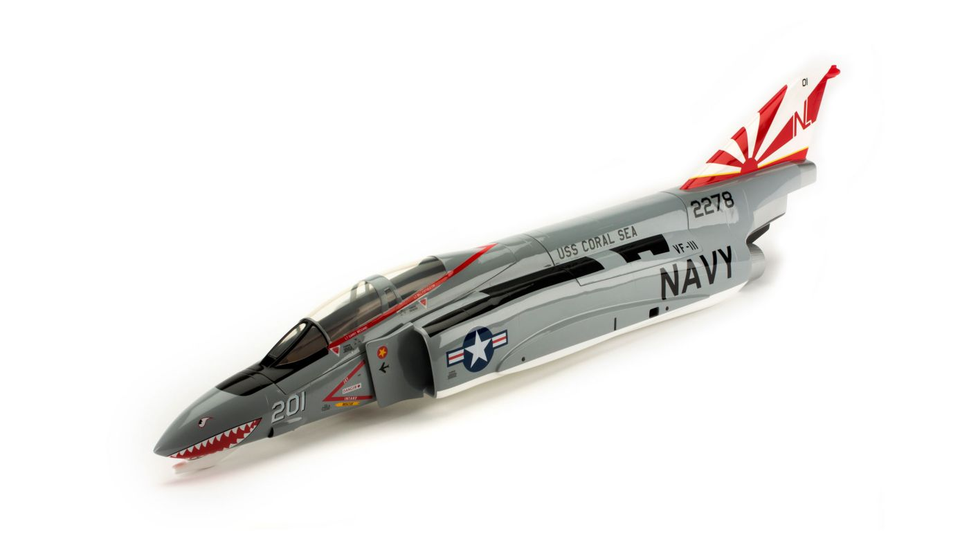 Image for Fuselage with Hatches: F-4 Phantom 32 DF from HorizonHobby