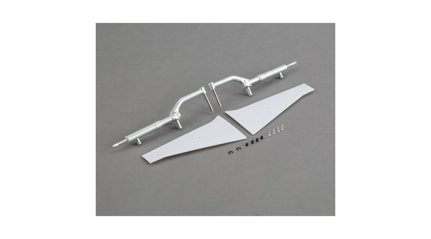 Image for Landing Gear, Struts, and Door Set: P-51D 1.2m from HorizonHobby