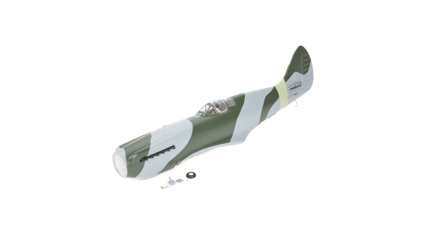 Image for Fuselage with Hatch: Spitfire 1.2m from HorizonHobby