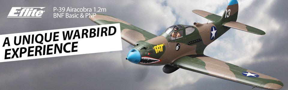 P-39 Airacobra 1.2m