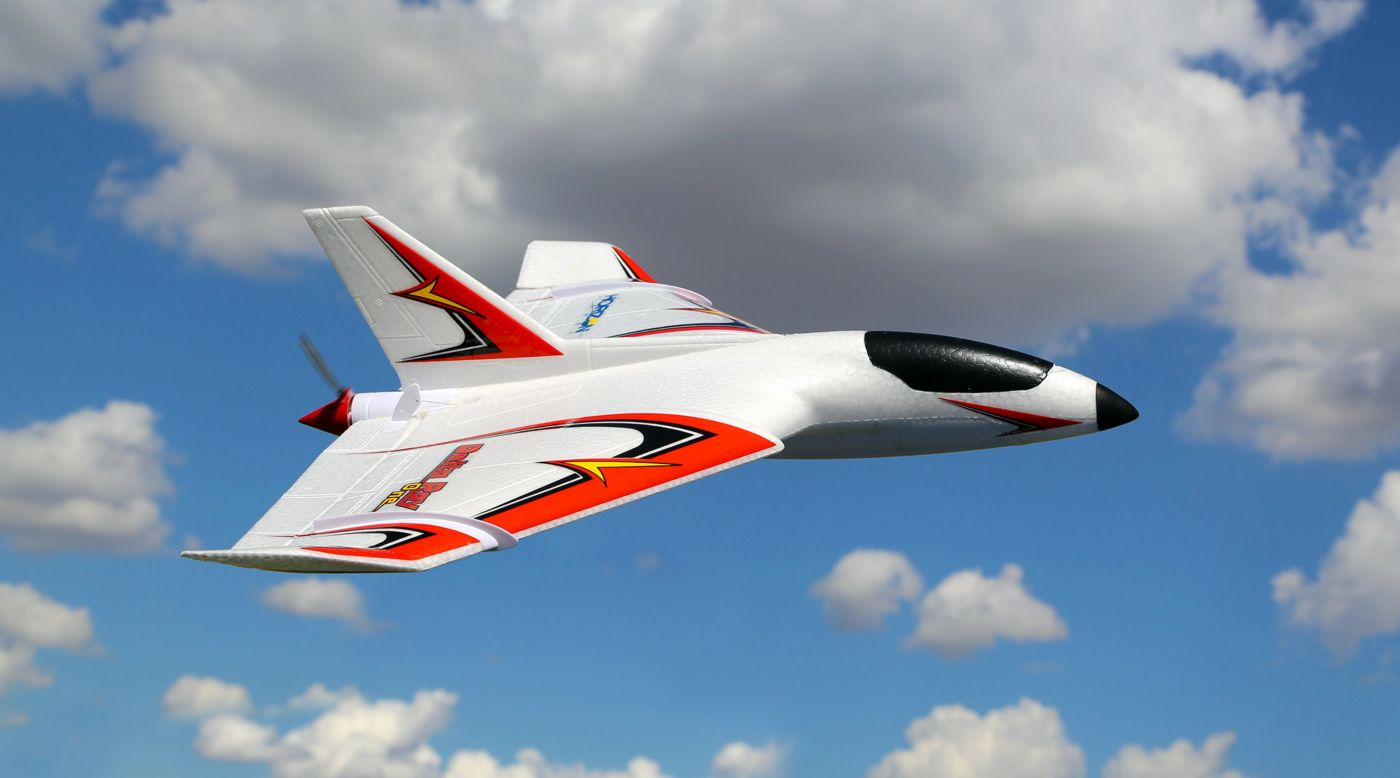 Image for Delta Ray One RTF with SAFE Technology, 500mm from HorizonHobby