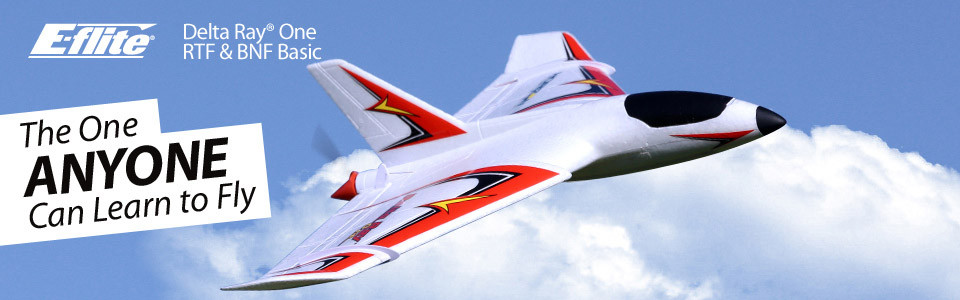 Delta Ray One BNF