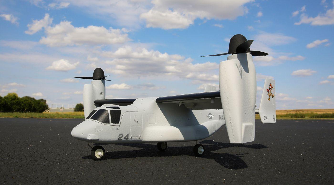 Image for V-22 Osprey VTOL PNP from HorizonHobby