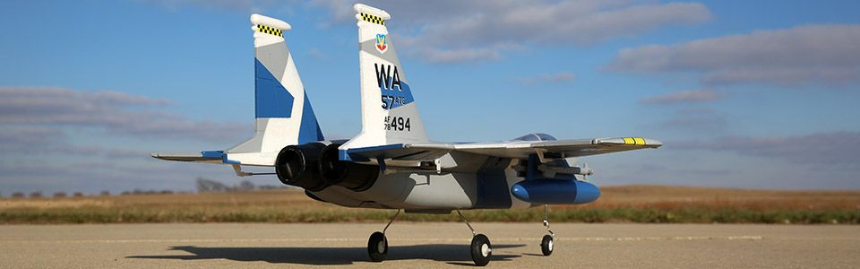 F-15 Eagle 64mm EDF