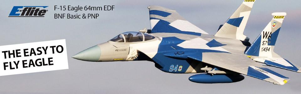 F-15 Eagle 64mm EDF