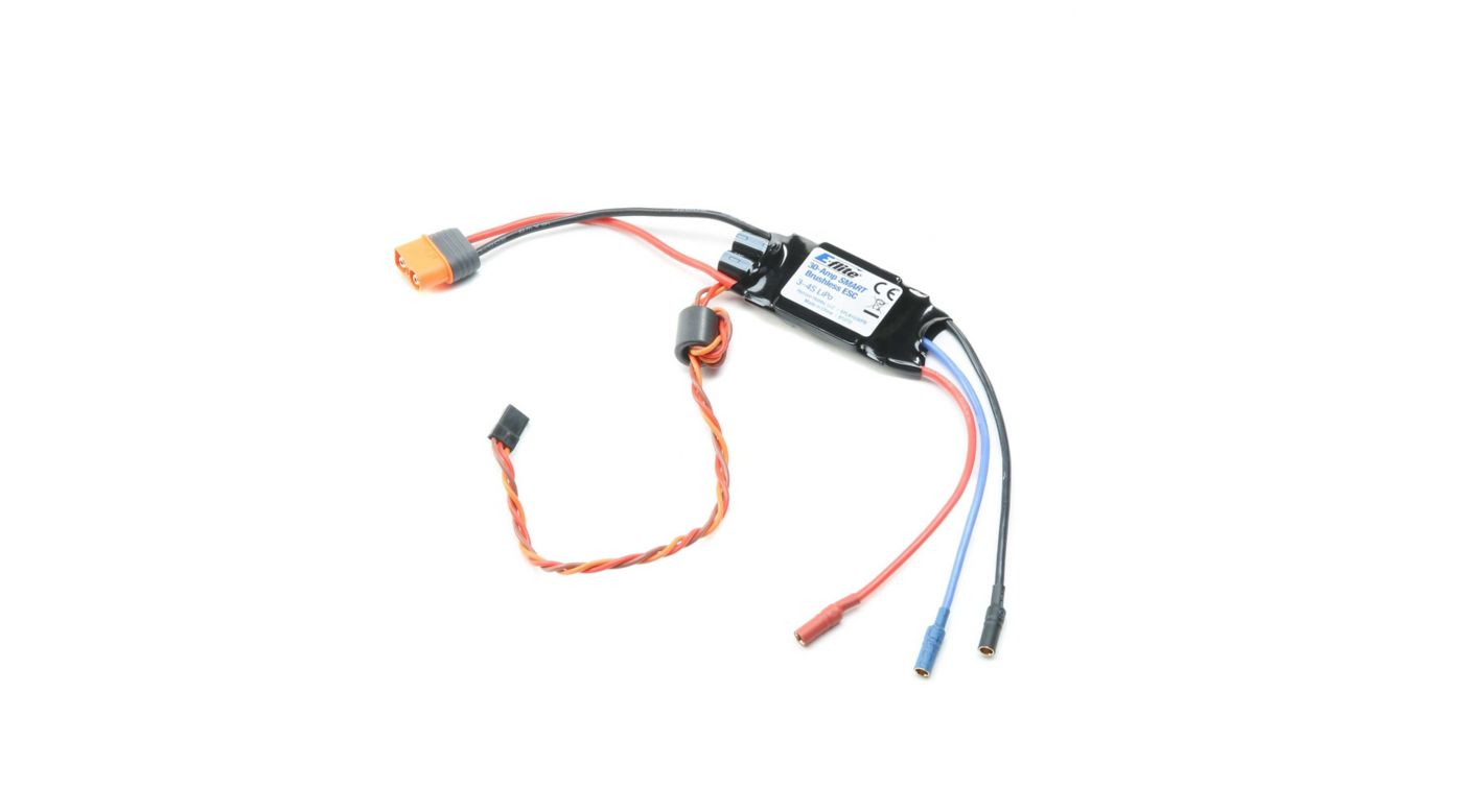Image for 30A Smart ESC: Apprentice STS from HorizonHobby