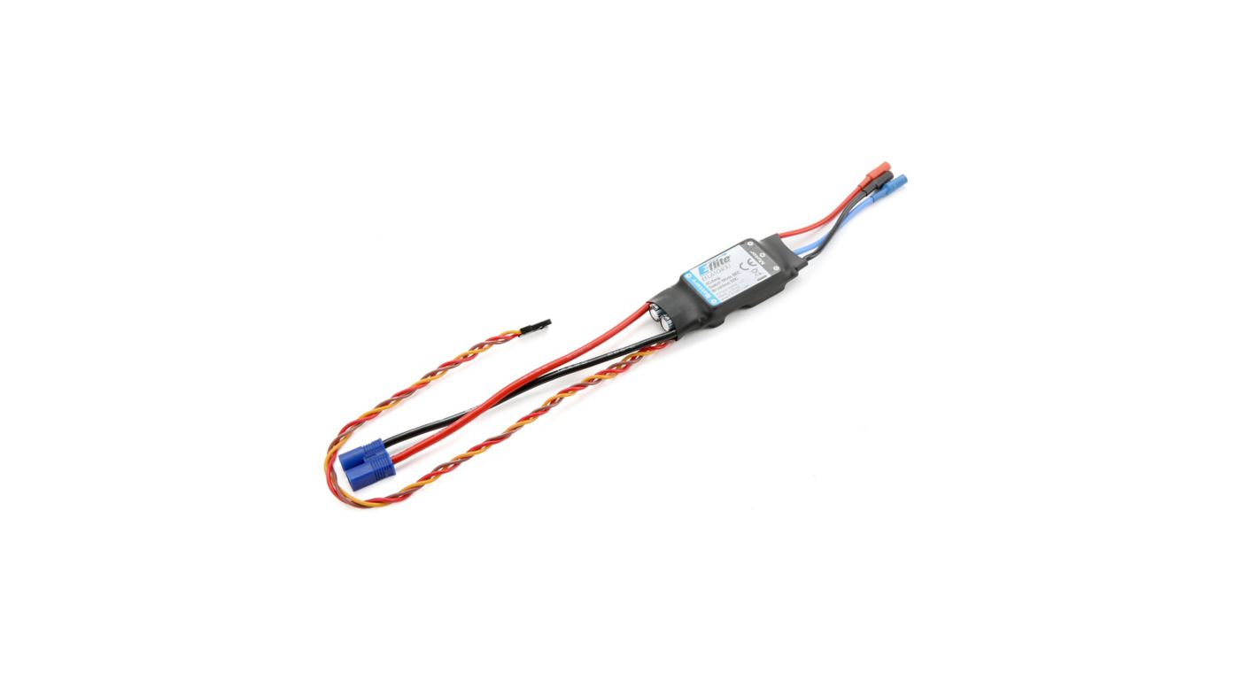 Image for 40A ESC: Ultimate 2 from HorizonHobby