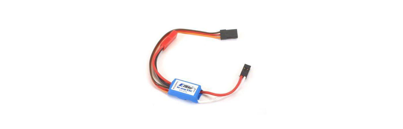 10-Amp Micro Brushed ESC  (EFLA104)