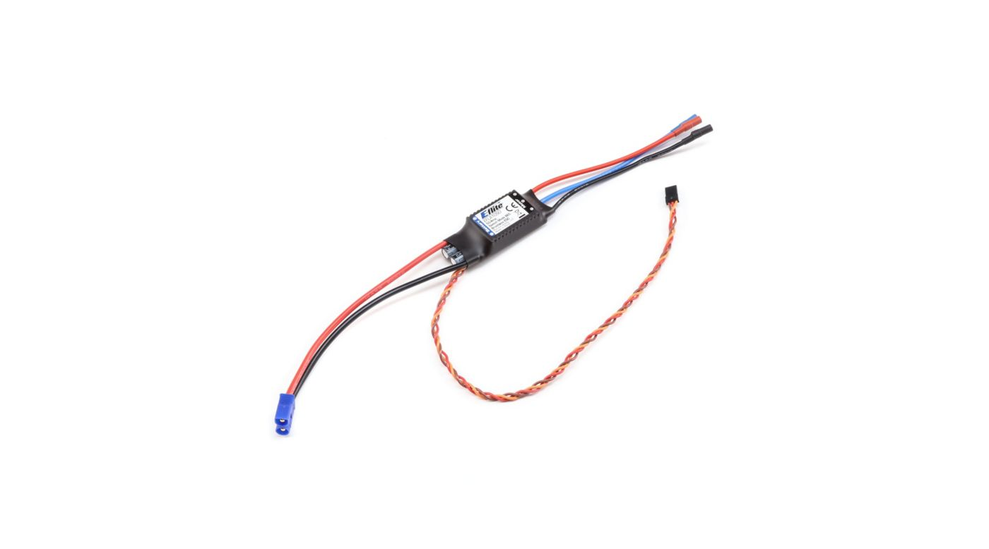 Grafik für 50 AMP Brushless ESC in Horizon Hobby