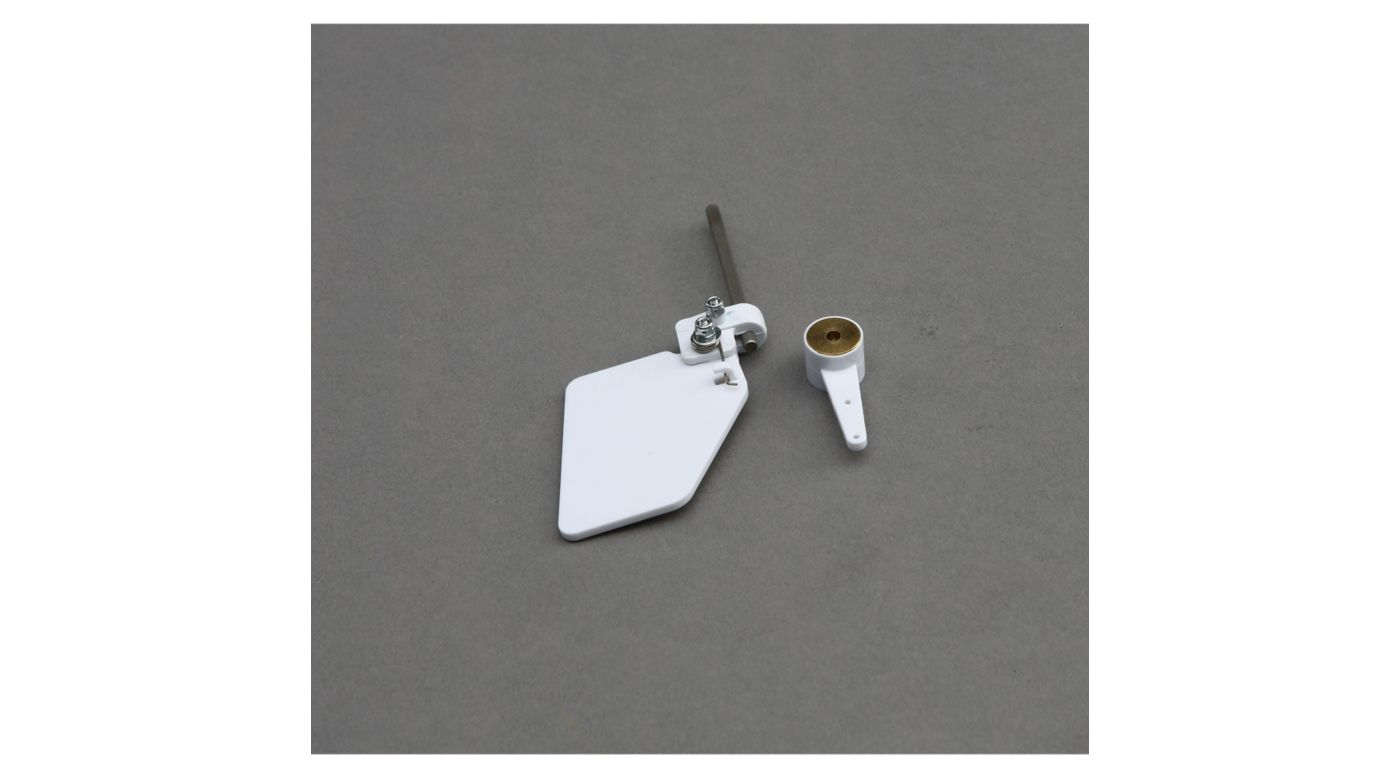 Image for Water Rudder Assembly: Float Set, Apprentice S from HorizonHobby