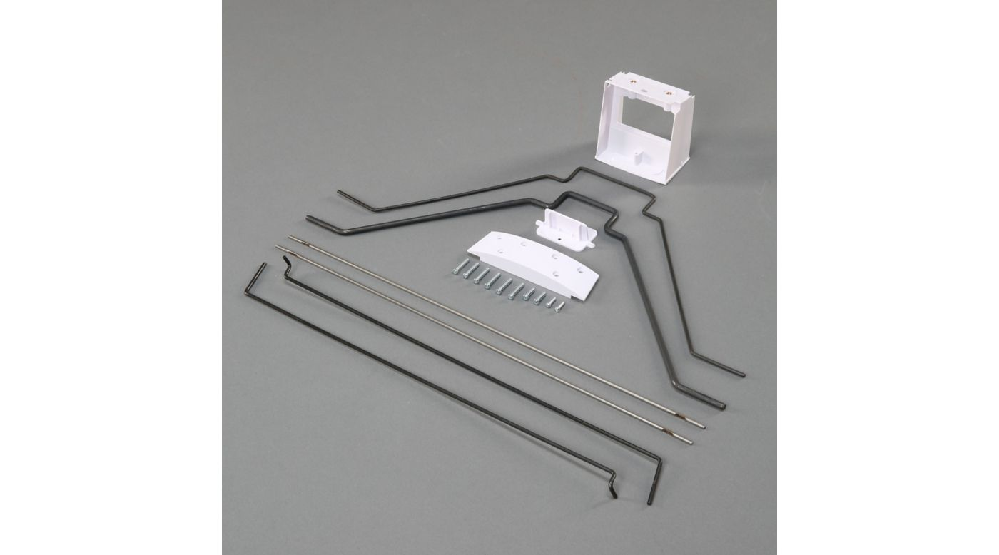 Image for Wire Mounting Set for Carbon-Z Cessna 150: Carbon-Z Floats from HorizonHobby