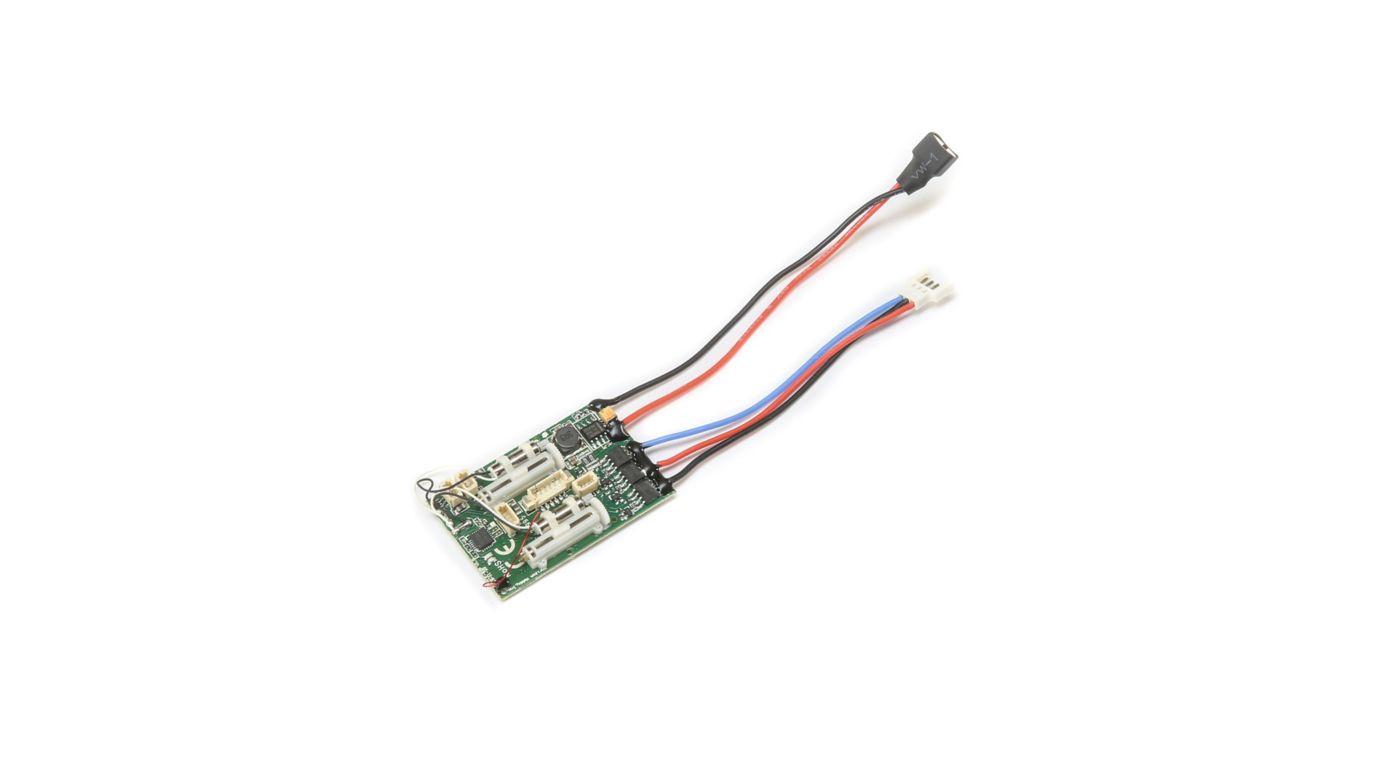 Image for A6420BL 6CH UMX RX with AS3X SAFE BL ESC Gee Bee from HorizonHobby