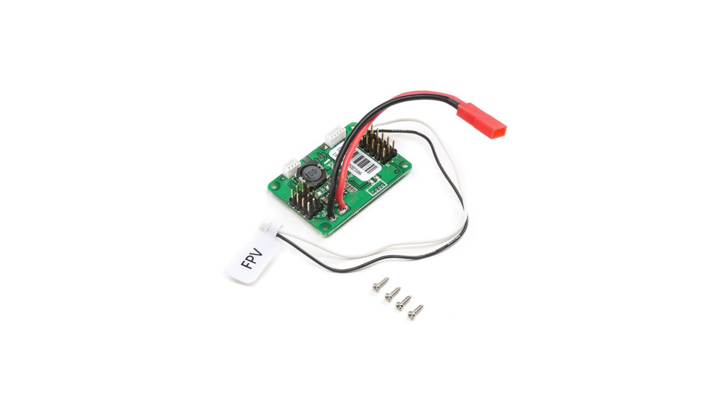 Image for Flight Controller: Mini Convergence from HorizonHobby