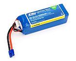 E-flite - 3200mAh 6S 22.2V 30C LiPo, 12AWG: EC3