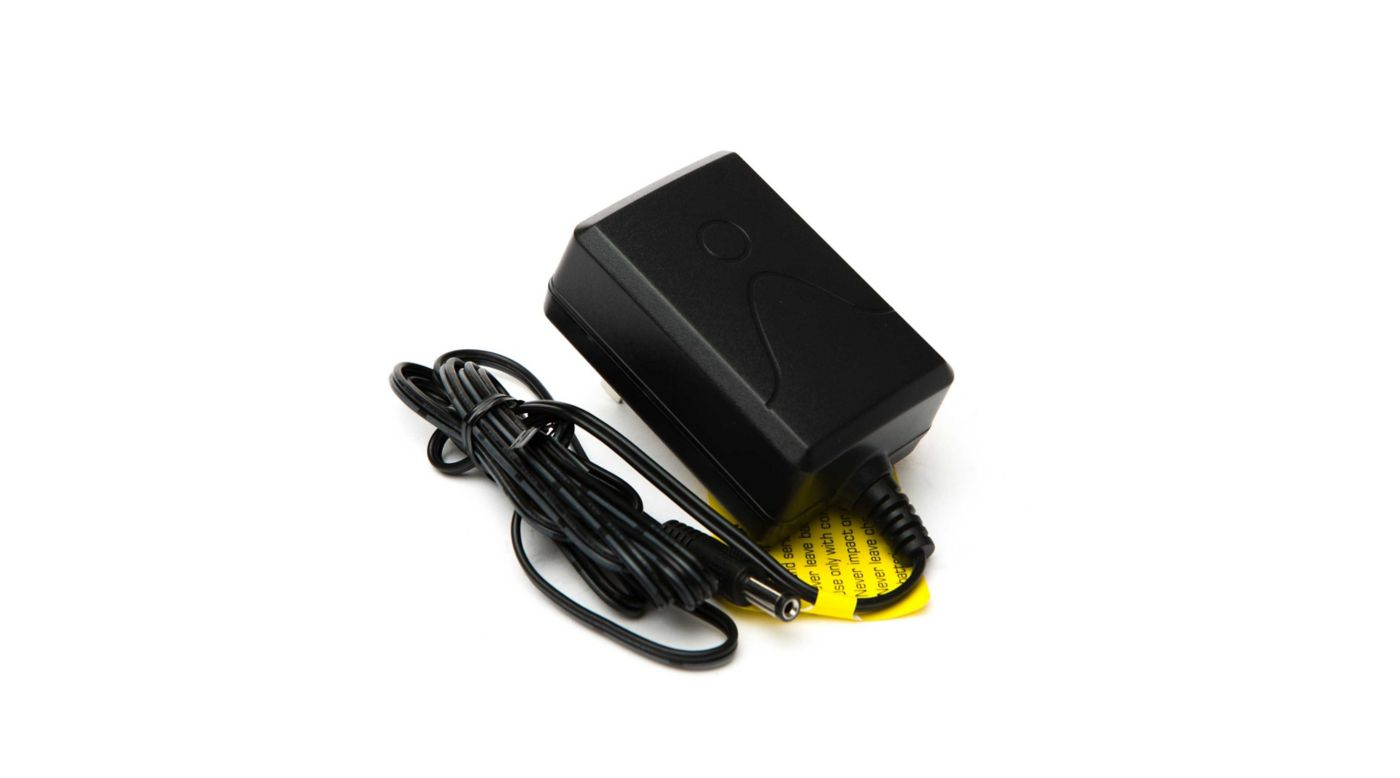 Image for AC TO 12VDC 1.2-AMP-POWER SUPPLY from HorizonHobby