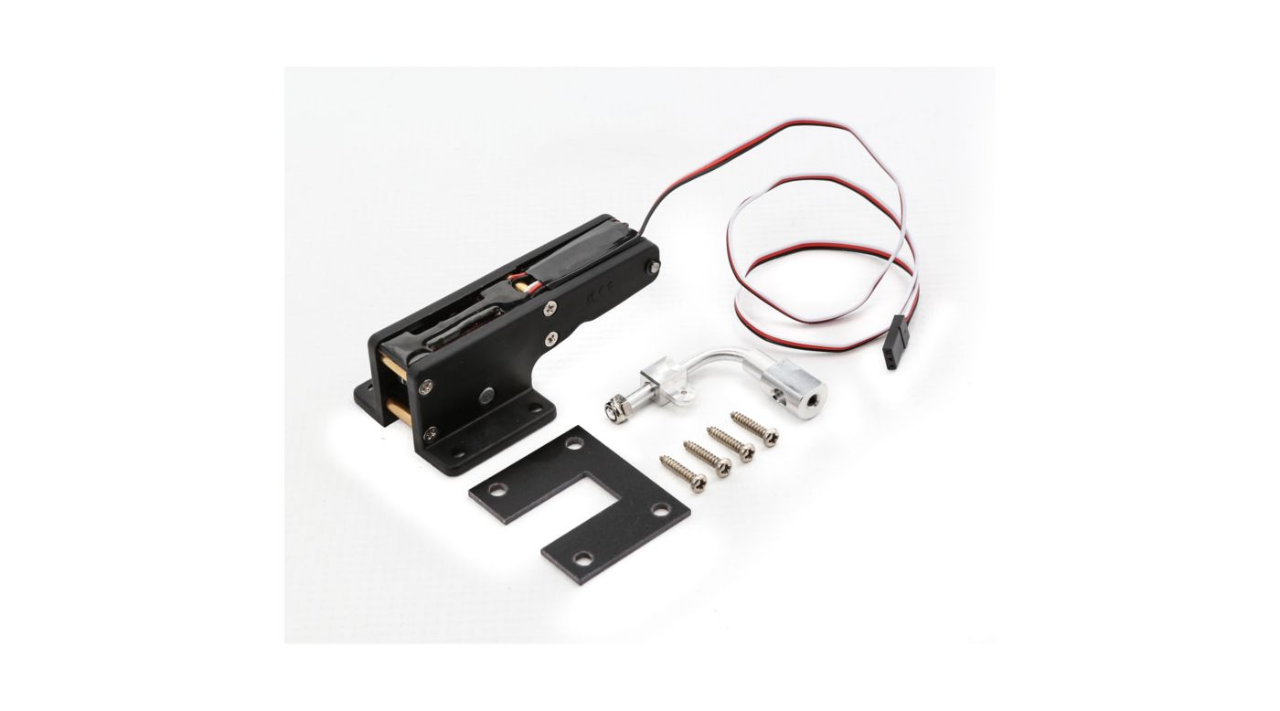 Image for Nose Gear Electric Retract Unit (1): Carbon-Z T-28 from HorizonHobby