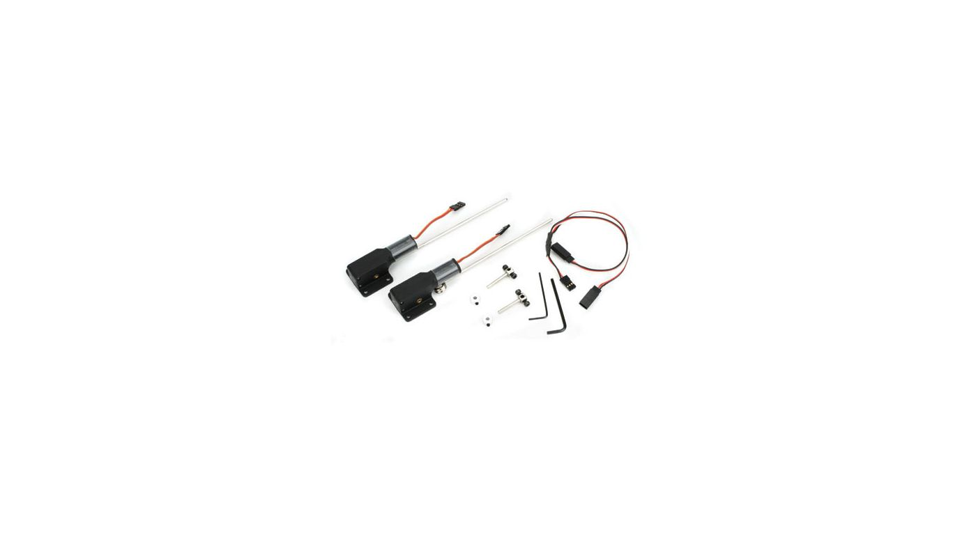 Image for 15 - 25 90-Degree Main Electric Retracts from HorizonHobby