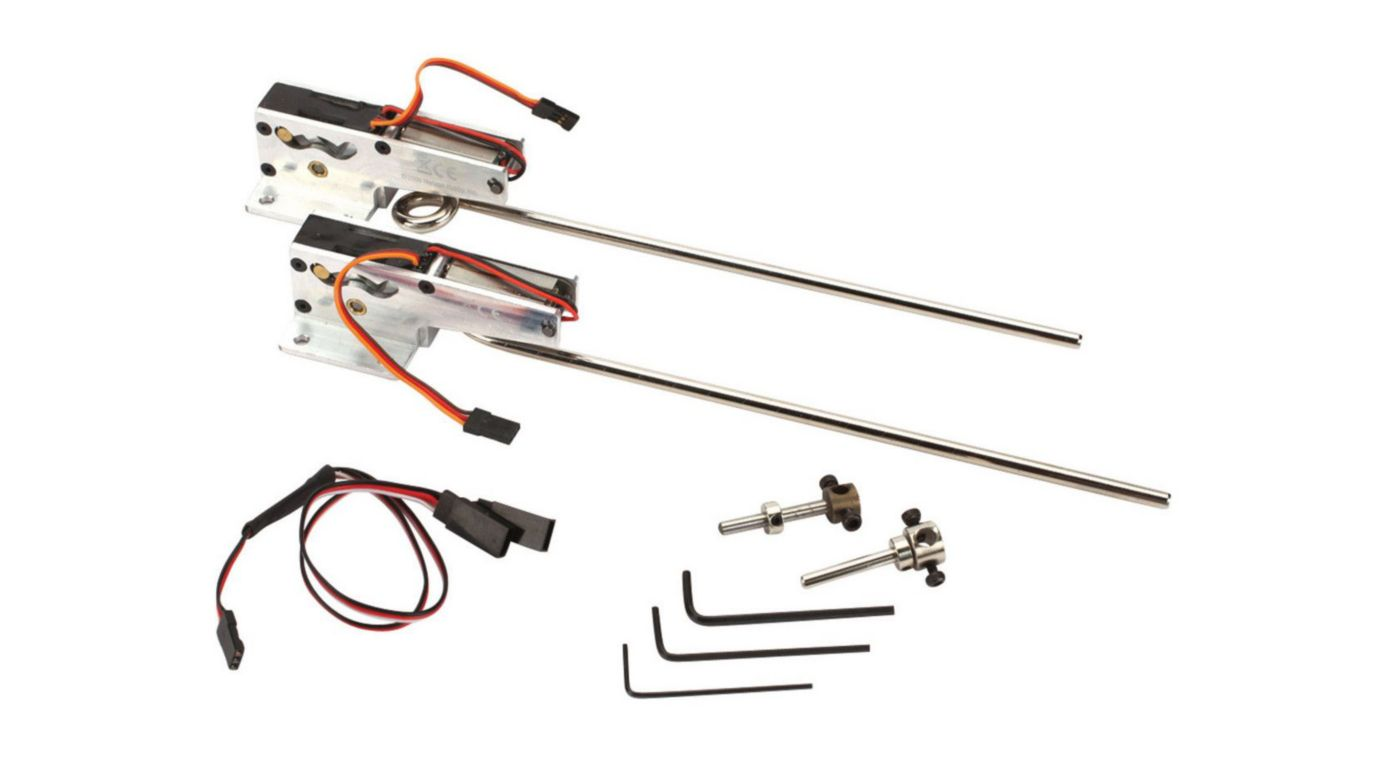Image for 60 - 120 90-Degree Main Electric Retracts from HorizonHobby