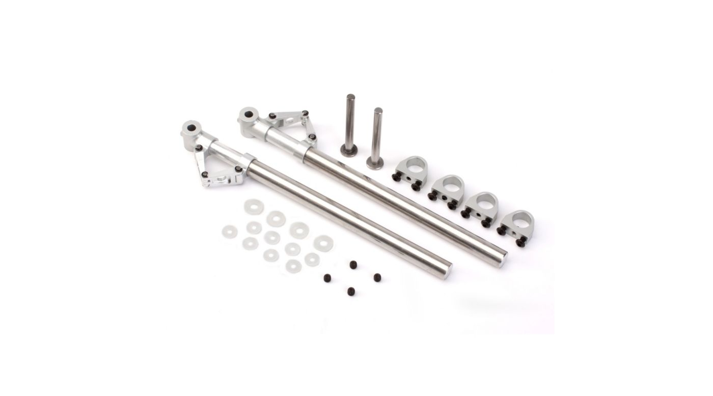 Image for 60 - 120 P-47 Main Strut Set from HorizonHobby