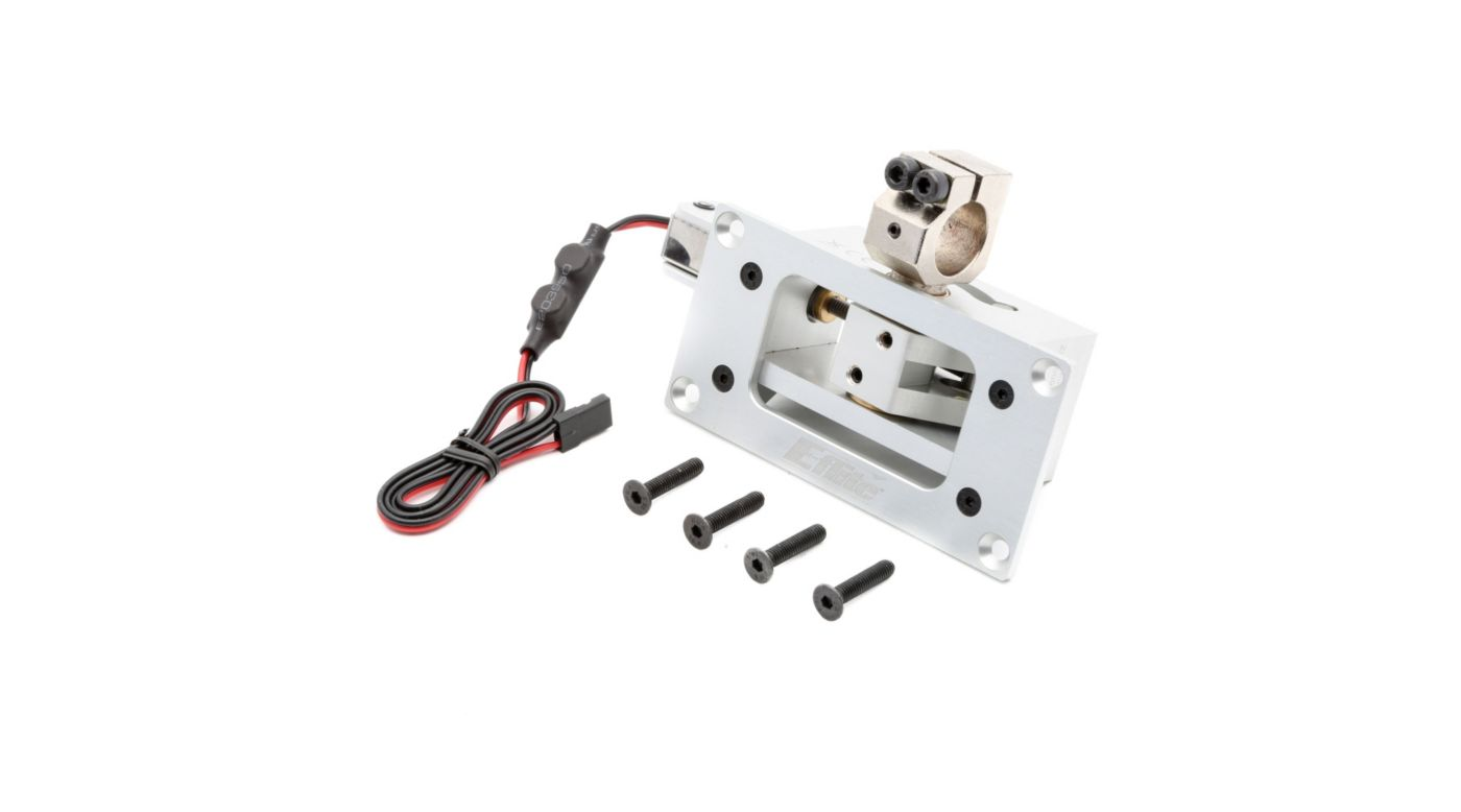 Image for 50-60cc 90-Degree Left Main Retract Replacement Unit from HorizonHobby