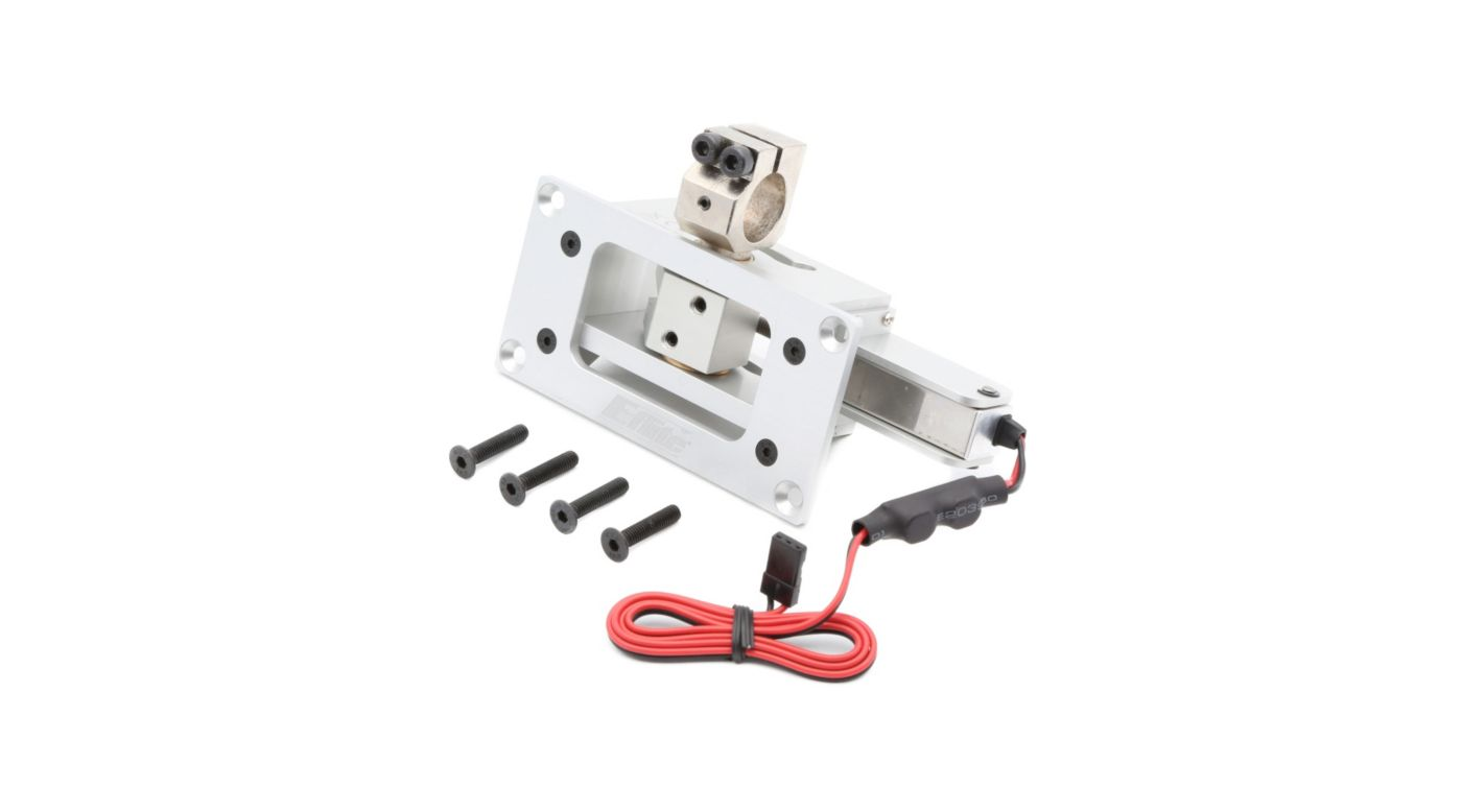 Image for 50-60cc 90-Degree Right Main Retract Replacement Unit from HorizonHobby