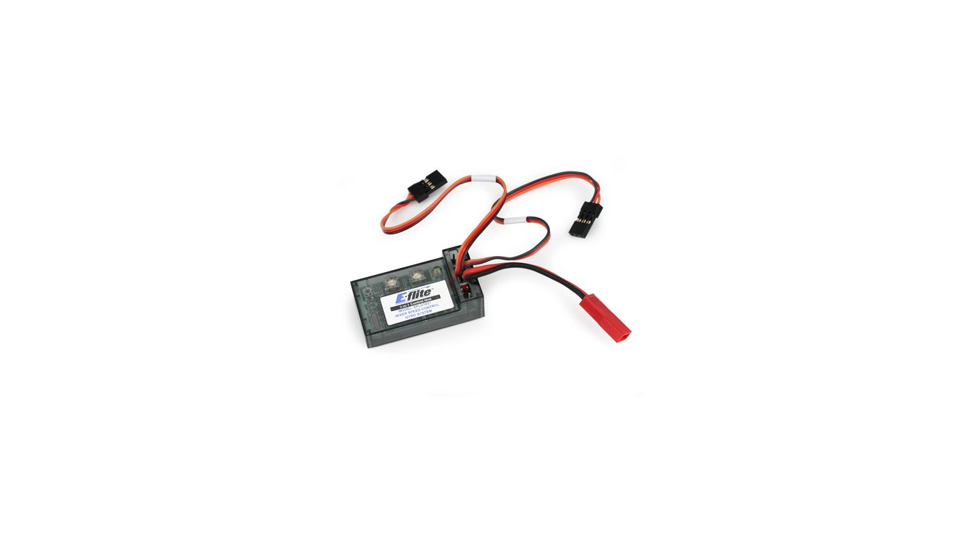 Image for 3-in-1 Control Unit, Mixer/ESC/Gyro: BCP, BCPP from HorizonHobby
