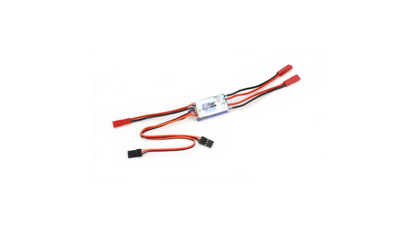 Image for 2-in-1 Control Unit,Mixer/High-Power ESC:BCPP2 from HorizonHobby
