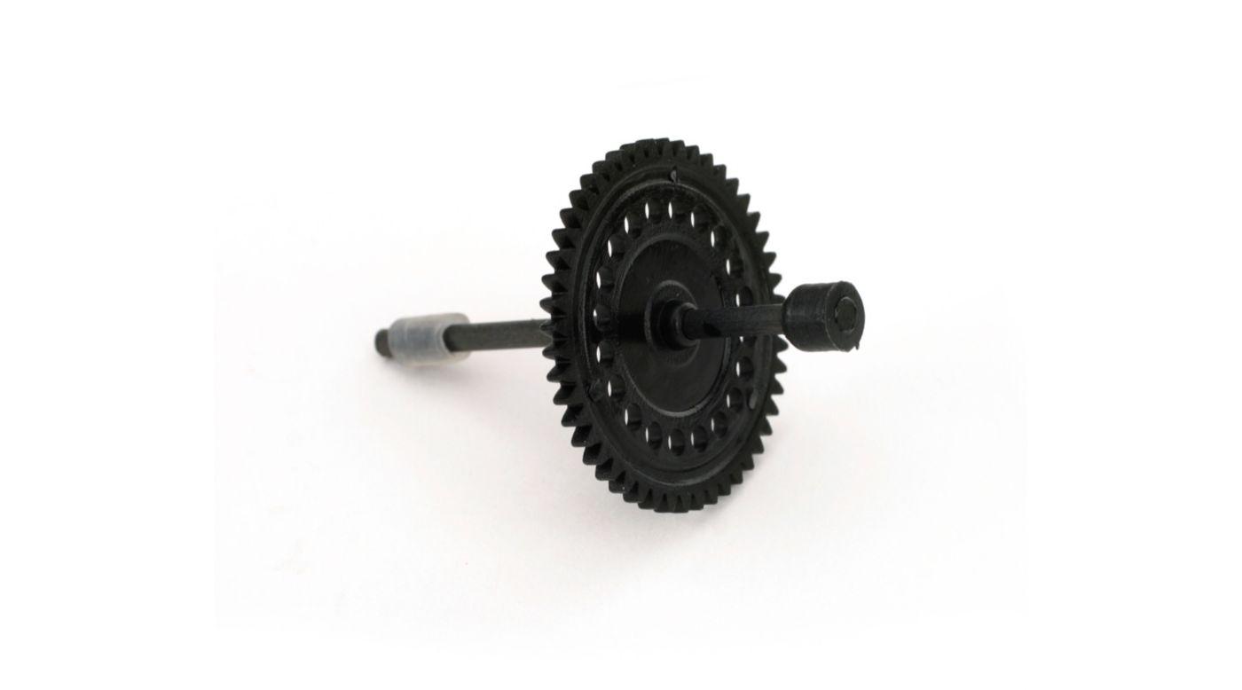 Image for Tail Rotor Drive Gear & Shaft Set: BCP, BCPP from HorizonHobby