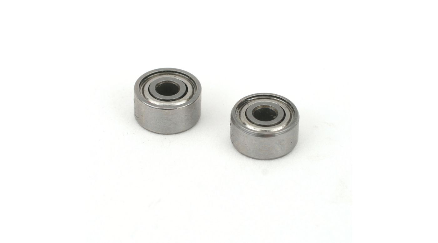 Image for Bearing 2 x 6 x 3mm (2): BCP, BCX/2/3 from HorizonHobby
