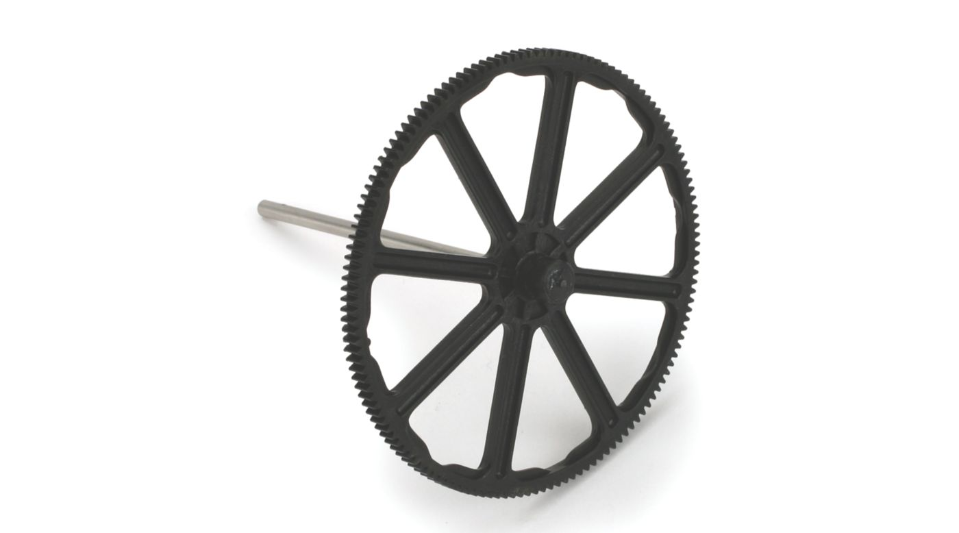 Image for Main Shaft & Drive Gear: BCP, BCPP from HorizonHobby