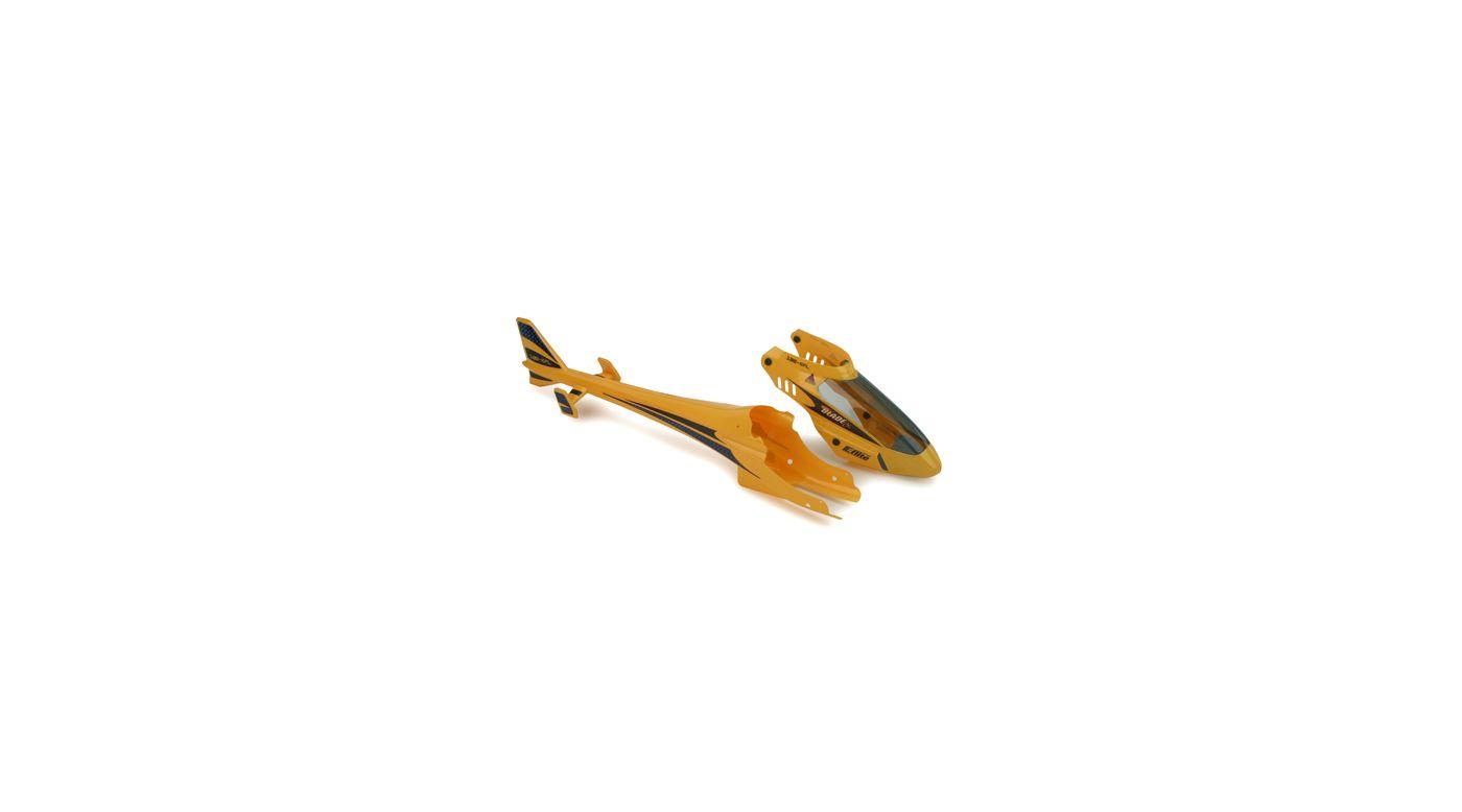 Image for Complete Body Set, Yellow: BCX/2/3 from HorizonHobby