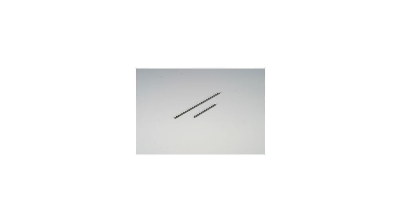 Image for Body Mount Rod Set, JetRanger: BCX/2 from HorizonHobby