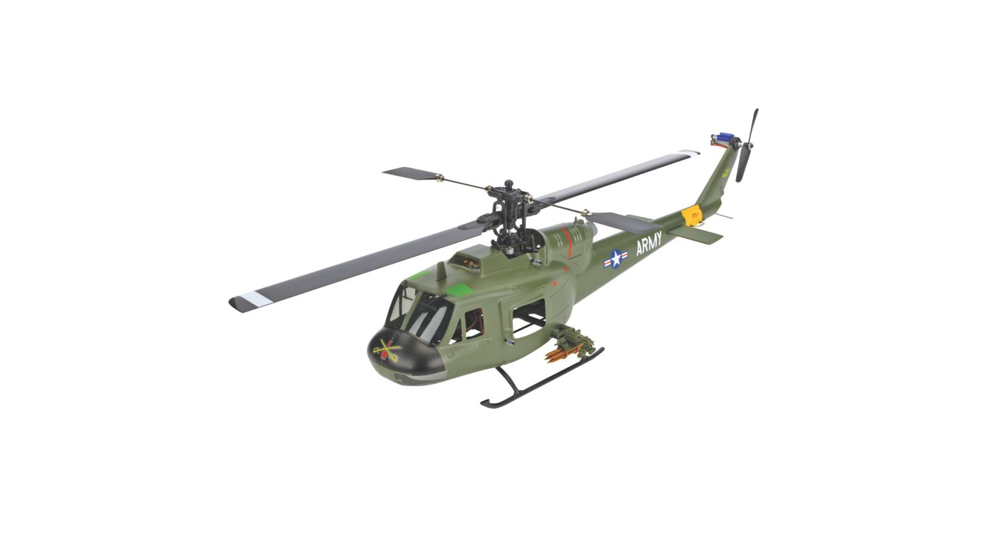 Image for UH-1 Huey Body Kit: Blade CP, CP+, CP Pro, CP Pro2 from HorizonHobby